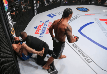 Vezi cele mai spectaculoase faze din Professional Fight League PFL 6