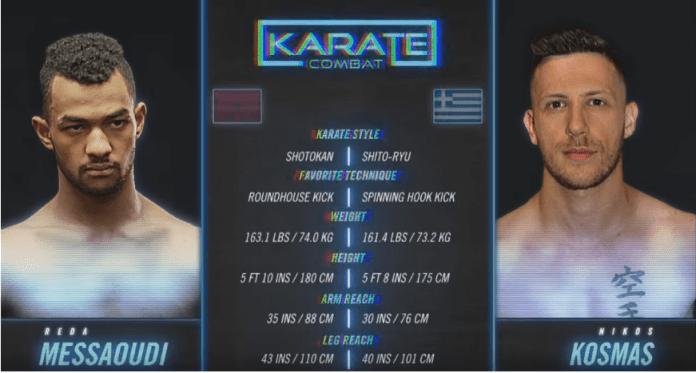 Grafica pentru Karate Combat