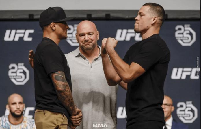 Nate Diaz și Dustin Poirier au căzut de comun acord asupra unui lucru foarte așteptat de către toți luptătorii MMA. Vezi cum s-au înțeles cei 2 să intre în istorie!
