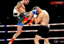 VIDEO. Bogdan Stoica a câștigat centura de campion mondial Enfusion printr-un KO fantastic!