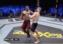 VIDEO. Este acesta KO-ul anului în MMA? Vezi cele mai spectaculoase faze ale săptămânii.