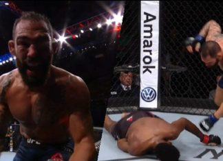 VIDEO. Knockouturi memorabile reușite la prima gală UFC din Argentina: Neil Magny vs. Santiago Ponzinibbio!