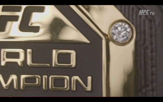 UFC va avea o nouă centură! Intră să vezi cum arată teaserul (VIDEO)