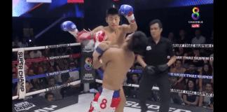 VIDEO. Cel mai brutal KO de la Muay Thai Super Champ
