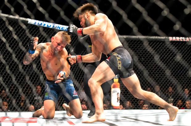 VIDEO. ȘOC la prima gală UFC la ESPN: Vezi rezultatele galei Henry Cehudo vs TJ Dillashaw!