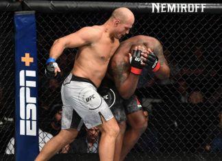 VIDEO. Rezultate și rezumate UFC Derrick Lewis vs Junior dos Santos. O seară plină de KO-uri nimicitoare!