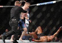 VIDEO: UFC Barboza vs Gaethje: Ultimele 3 meciuri din gală s-au terminat extrem de brutal!