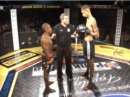 Luptă între un luptător de 2,01 m și unul de 1,64 m! Vezi tot ce a fost mai picant în această săptămână în lumea sporturilor de contact! (VIDEO)
