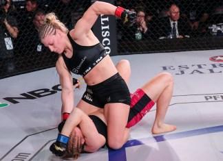 Vezi cine e femeia care a zis că 100% îl va bate pe Khabib Nurmagomedov într-un meci de Judo