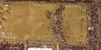 Intră să vezi o luptă medievală de 150 vs 150 dintre Moldova, Rusia și Ucraina! (VIDEO)