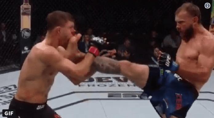 VIDEO. Vezi toate fazele de la UFC Ottawa: Un festin regal pentru Cowboy Cerrone împotriva lui Al Iaquinta!