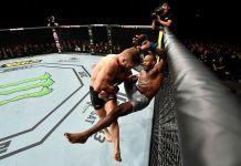 VIDEO. Ion Cuțelabă a făcut show la UFC Copenhaga! Vezi toate rezultatele și cele mai tari faze!