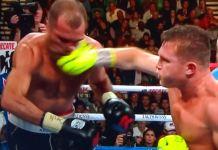 VIDEO. Vezi cum l-a făcut KO Canelo Alvarez pe Sergey Kovalev!