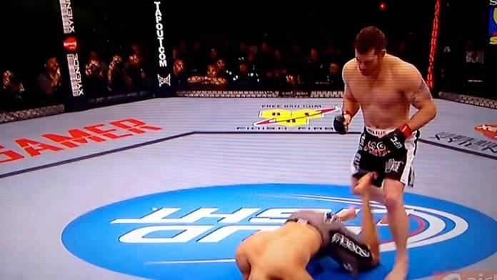 Cum a fost făcut KO în 21 de secunde unul dintre cei mai titrați specialiști în BJJ!