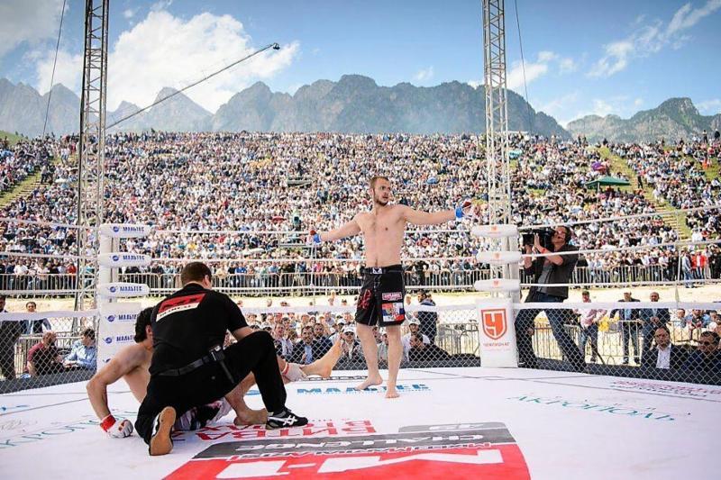 M-1 Challenge 49 still holds the Russian MMA live attendance record