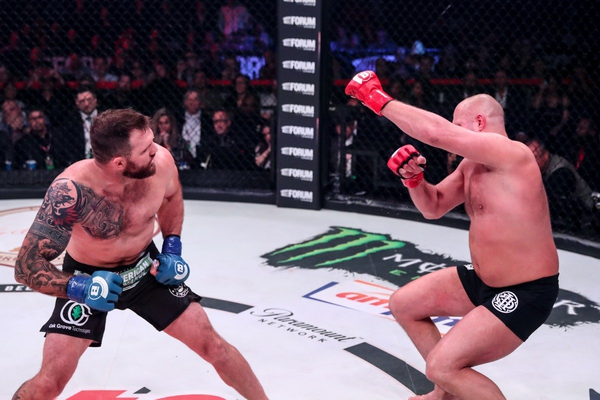 Bellator 214: Fedor vs. Bader Ratings A Knockout Success
