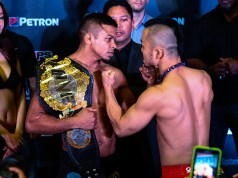 ONE FC 23 weighins