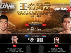 ONE FC: Dynasty of Champions