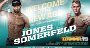 Nathan Jones vs Oskar Somerfeld BAMMA 19
