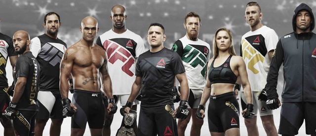 7a8b0c7050a23 UFC Fight Kit Launch  Far from Vogue