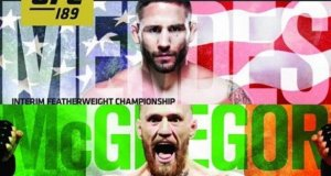 UFC 189: post-fight press conference
