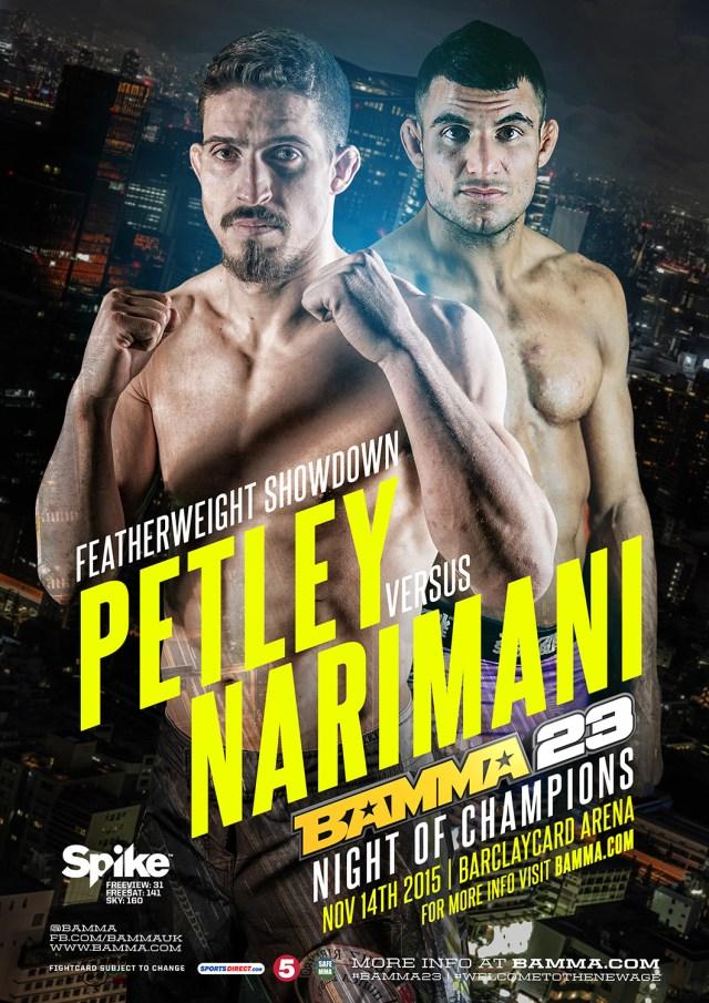 B23_Petley vs Narimani_Poster_small
