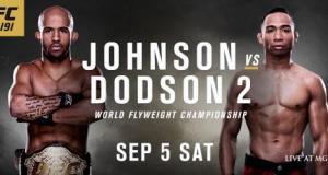UFC 191