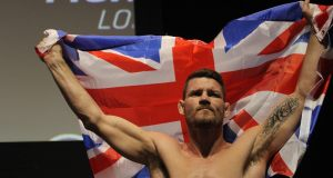 UFC London, Bisping, UFC 204