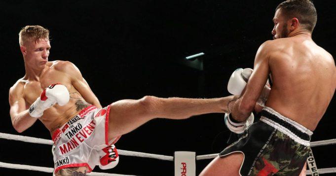 Tanko Main Event: Reece McAllister vs Fabio Pinca