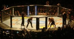 UFC, Octagon, banning
