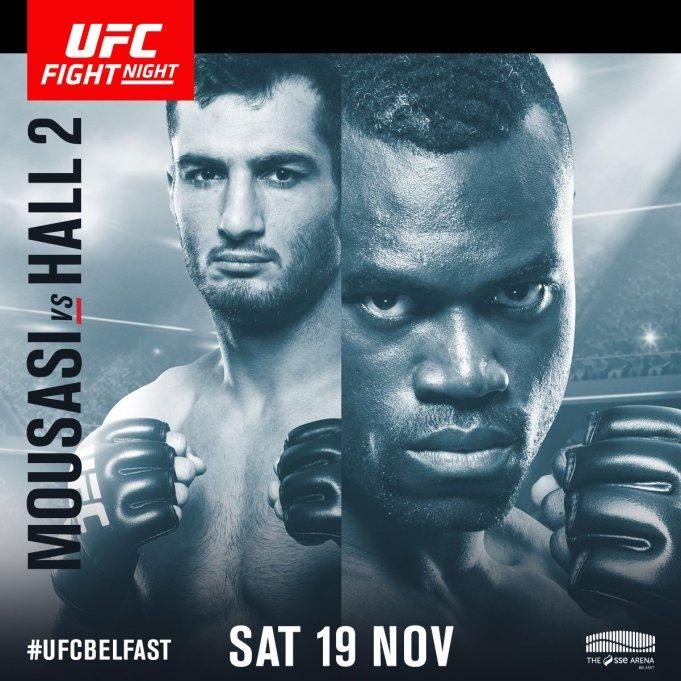 UFC Fight Night 99 Belfast