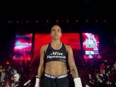 Denise Kielholtz Bellator Kickboxing