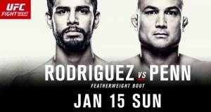 Rodriguez, UFC Phoenix