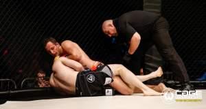 Khalid, Cage Warriors Wales