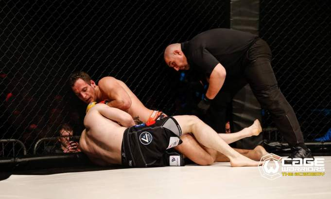 Khalid, Cage Warriors Wales