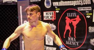 Nathaniel Wood Cage Warriors
