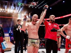 Peter Queally Fight Nights Global 64