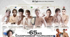 K-1 8-man World Grand Prix -65kg Tournament
