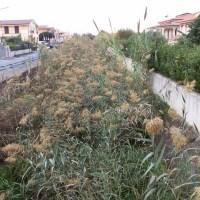 «DOLCENERA» | Calabria, i canali di scolo non sono pronti alle piogge (FOTO)