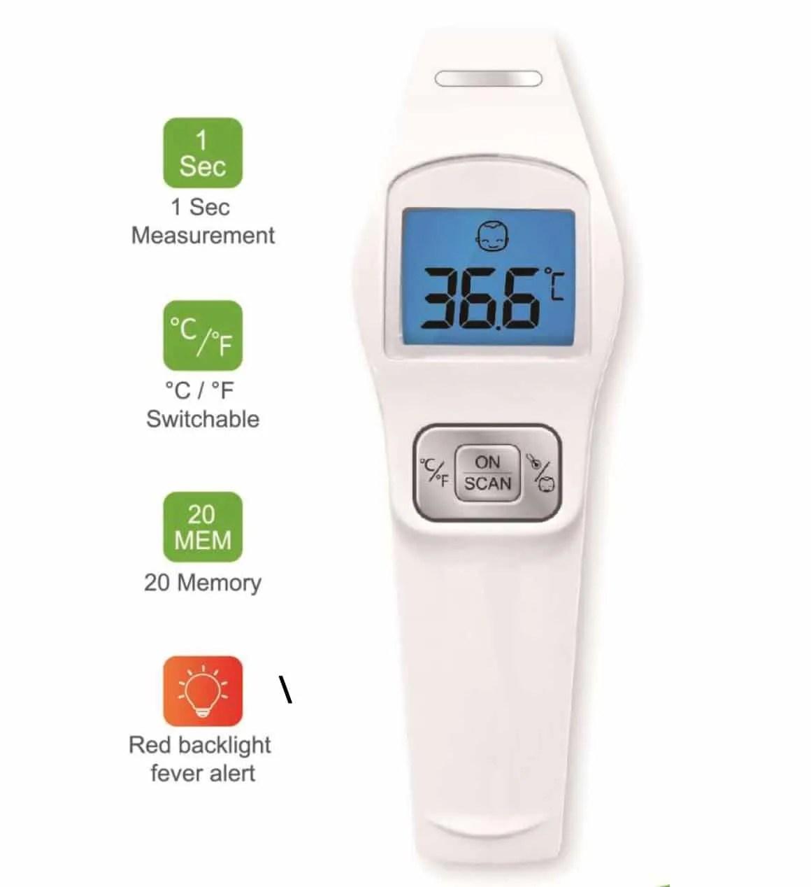 Termometro-infrarossi-VIVAGUARD-FT-100C