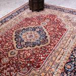 Luxury Oriental Hand Knotted Wool Rug E2638180 X 280 Cm 6