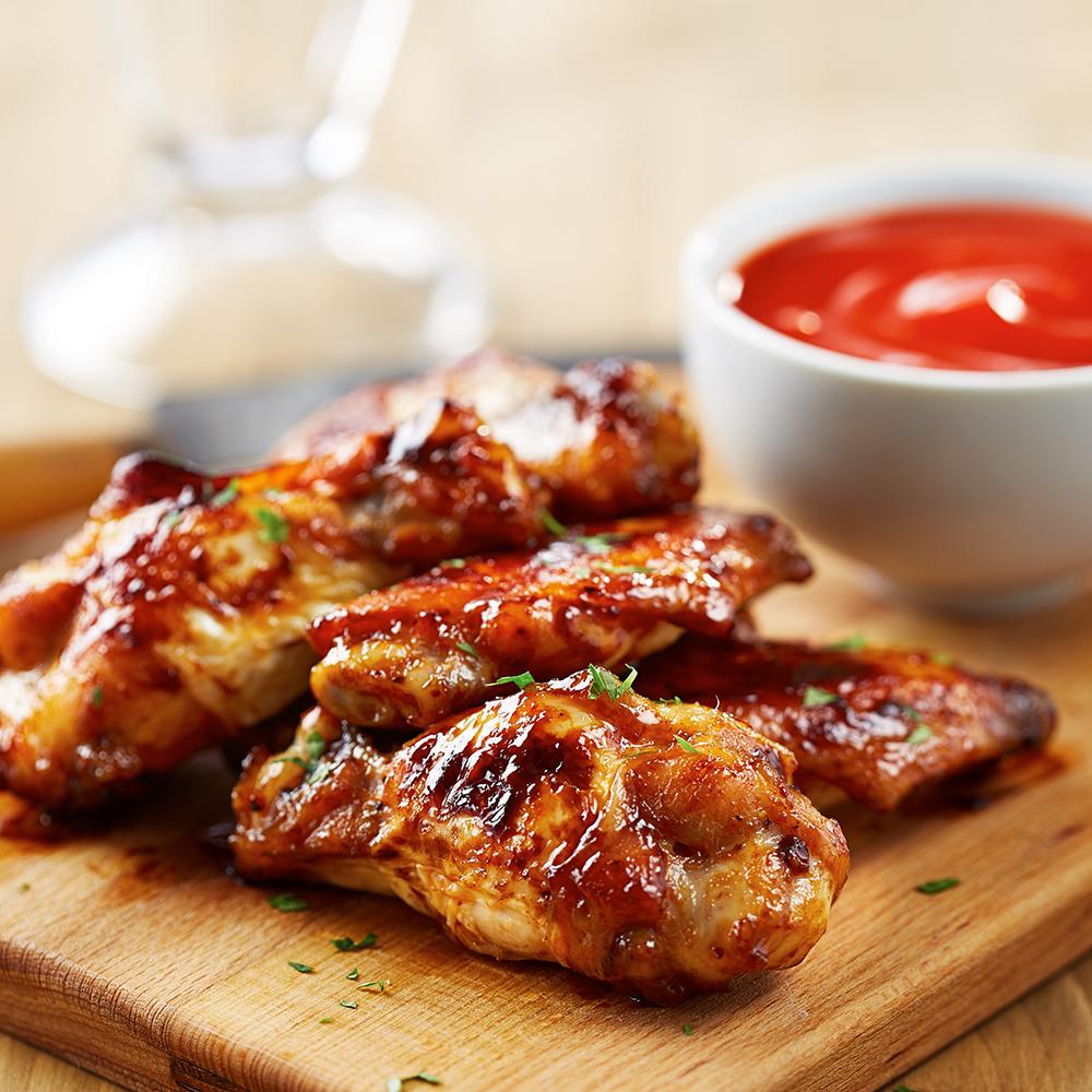 BBQ Chicken Wings Restaurant Menomonie Wisconsin