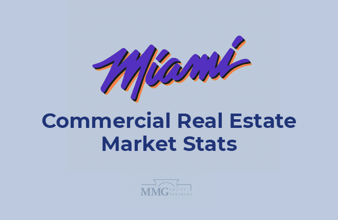 8 Key Statistics for the Miami Commercial Real Estate Market