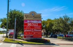 Village Shoppes on 441 Royal Palm Beach Florida