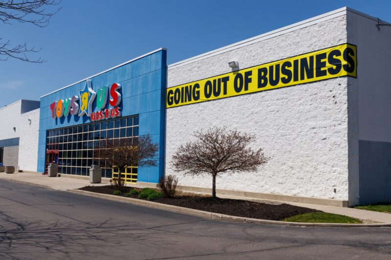 Toys R Us Kendall South Florida Retail Report 2019