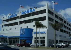 Largo Honda - Homestead - Top South Florida Retail Transactions 2020