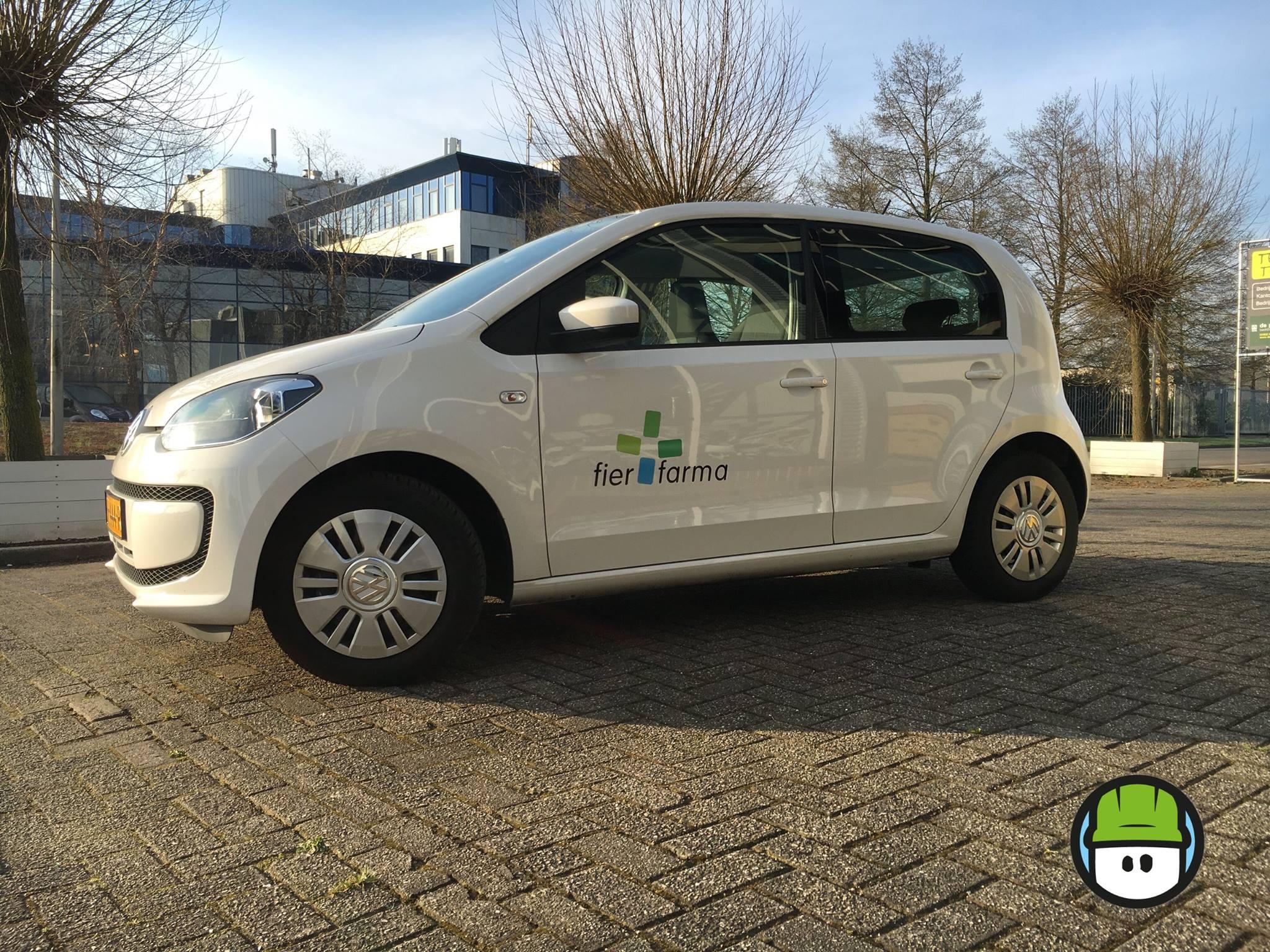 Fier Farma ~ Wagenpark