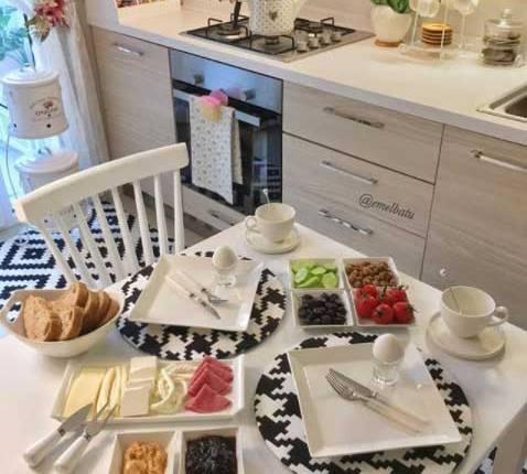 2 بالصور أفكار لتقديم الإفطار من المطبخ التركي