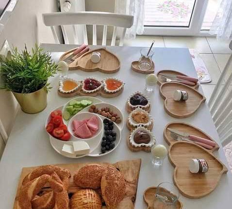 8 بالصور أفكار لتقديم الإفطار من المطبخ التركي