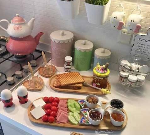 9 بالصور أفكار لتقديم الإفطار من المطبخ التركي